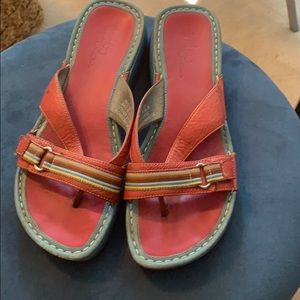 Clark's Very Comfortable Sandals. Great Condition.